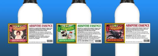 Absinthessens 1000 ml till 50 x 75 cl